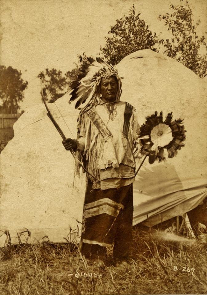 HIGH BEAR , 1898