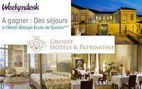 Weekendesk : un séjour à l'hôtel Abbaye Ecole de Sorèze