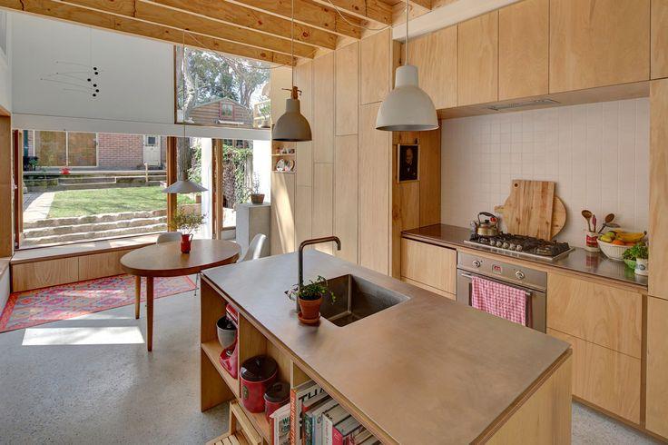 3x2 House by Panovscott. Photo Brett Boardman | Yellowtrace