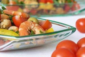 Салат из креветок и мидий - Рецепты. Кулинарные рецепты блюд с фото - рецепты салатов, первые и вторые блюда, рецепты выпечки, десерты и закуски - IVONA - bigmir)net - IVONA bigmir)net