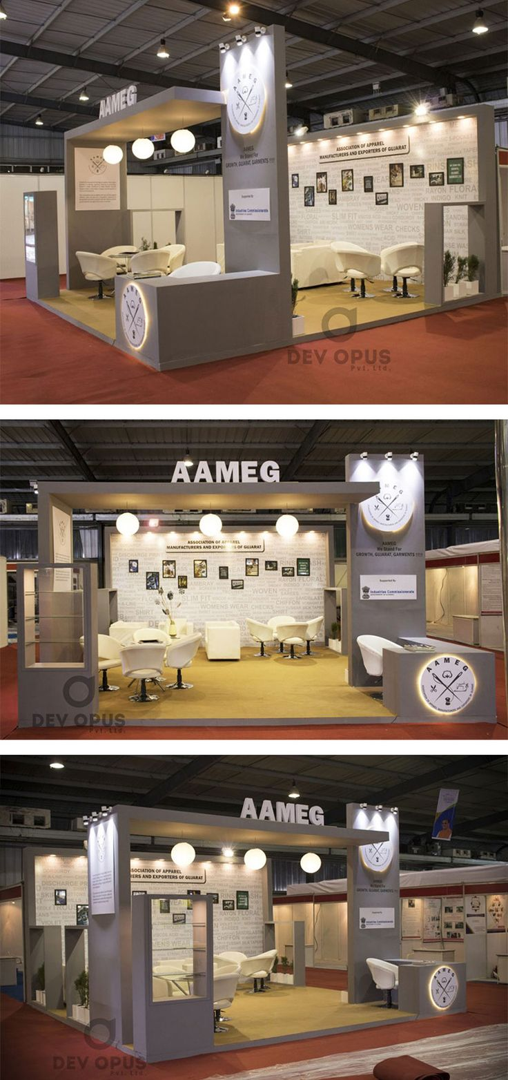 Exhibition Stall Design at india