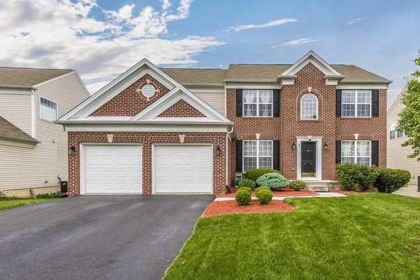 Chris Reeder of Long and Foster REALTORS® just listed 5 Jennifer Lynne Drive Brunswick MD 21758 FABULOUS BRICK COLONIAL IN GALYN MANOR! NEUTRAL CARPET AND PAINT THROUGHOUT, SPACIOUS, BRIGHT AND OPEN FLOOR PLAN, THREE FINISHED LEVELS WITH WALKOUT BASEMENT, KITCHEN OPENS TO FAMILY ROOM WITH GAS FIREPLACE, BUTLER'S PANTRY. BASEMENT SOFAS AND BIG SCREEN TV CONVEY!