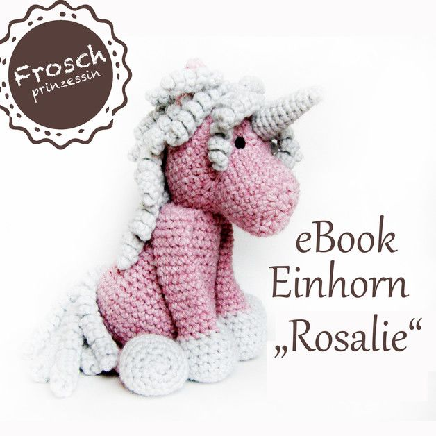 "eBook Einhorn ""Rosalie"" SOFORTDOWNLOAD"