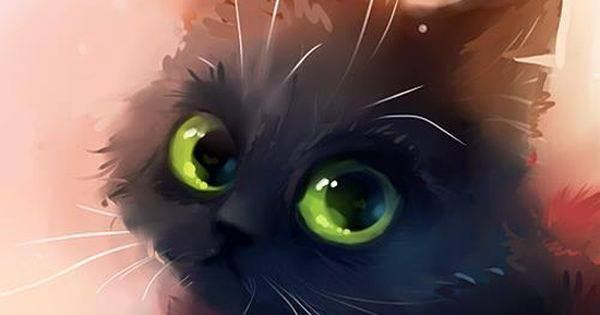 Just Pinned to CatMeows: Lovely cats digital illustrations by Rihards Donskis aka Apofis http://ift.tt/2tRmbza