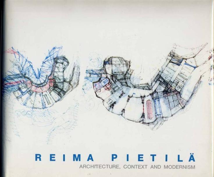 Reima Pietila Architecture Book