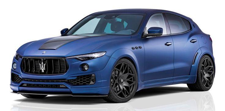 2019 Maserati Levante Esteso Specs and Price