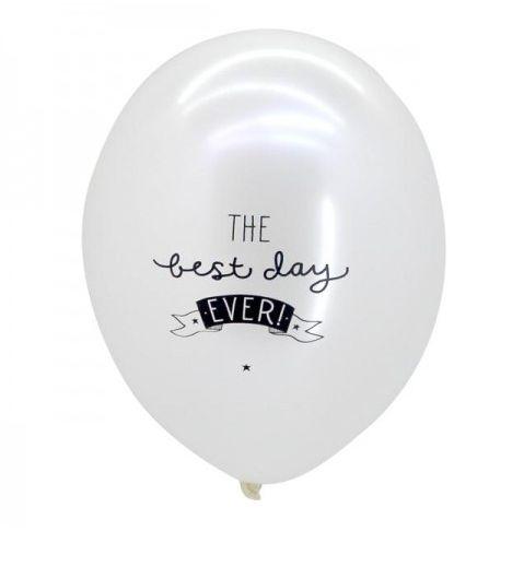 THE BEST DAY EVER Cj. 3 balões  Visite: http://simdesignme.wixsite.com/2014/comp-comemorar  Para mais info: sim.design.me@gmail.com