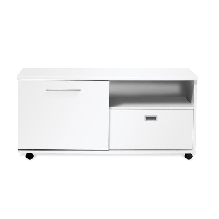 Pure Office 1 Drawer Lateral Filing Cabinet Filing Cabinet Drawers Cabinet
