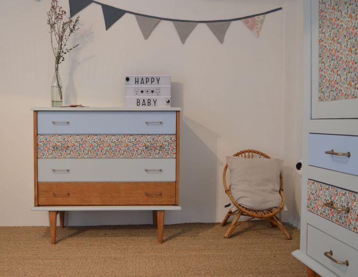 46 best Inspiration chambre d\u0027enfant images on Pinterest Nursery