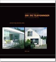 Parcelhusets om- og tilbygninger af Jens Erik Gram, ISBN 9788791586088