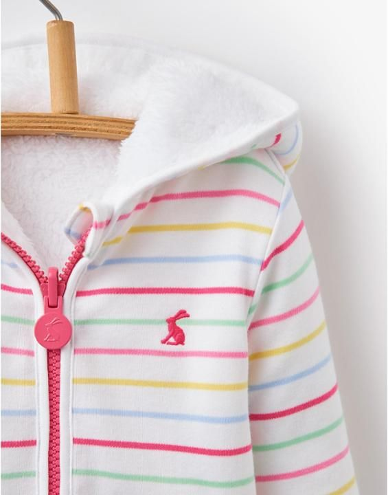 BABYCOSETTE Reversible Sweatshirt Fleece