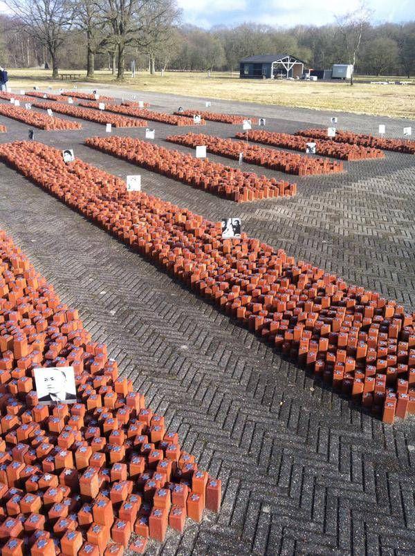 De 102.000 stenen bij Kamp Westerbork https://www.fijnuit.nl/1136/kamp-westerbork