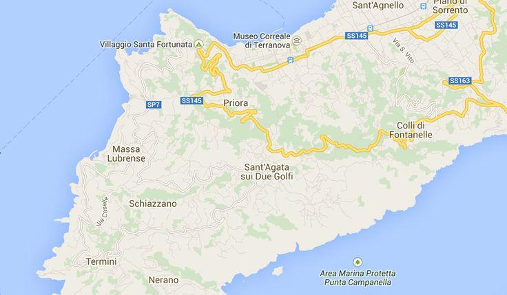Villa Giulia - Sorrento Appartementen in villa nabij Sorrento, zwembad, rustige ligging. Accommodatie - rondreis campanie, appartementen amalfikust - VesuvioTour