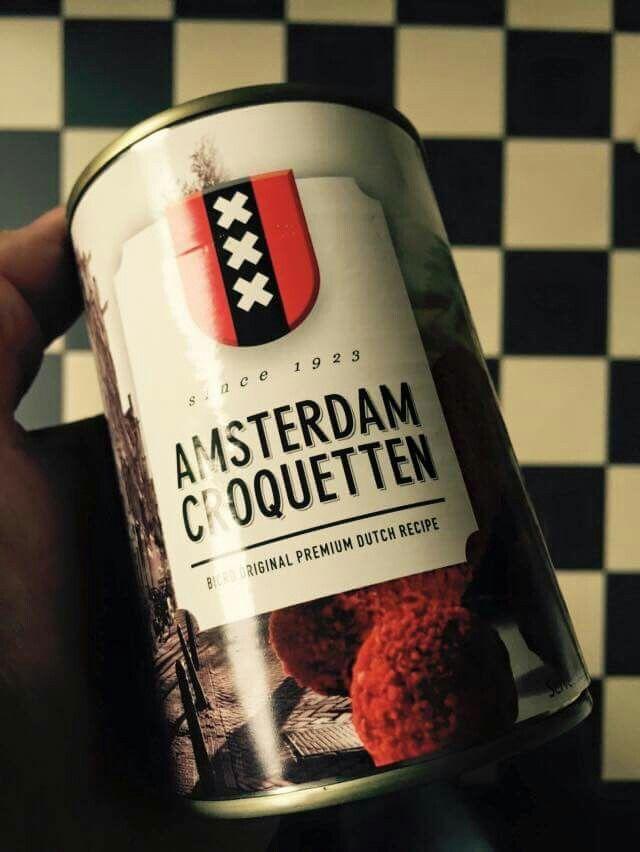 Amsterdam croquetten