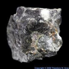Pure Platinum Nugget  -  periodicatable.com