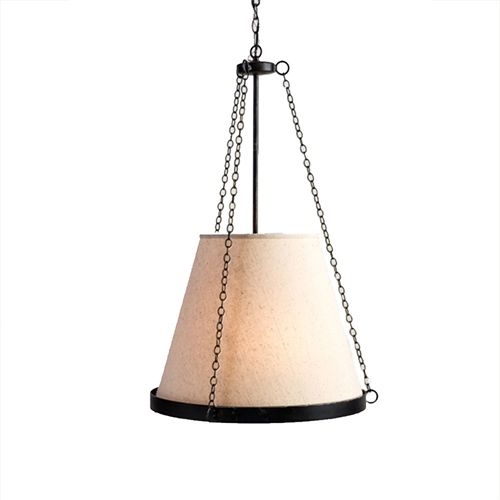 Darkened Bronze Pendant Chandelier | Made in USA | Lowcountry Originals Lighting