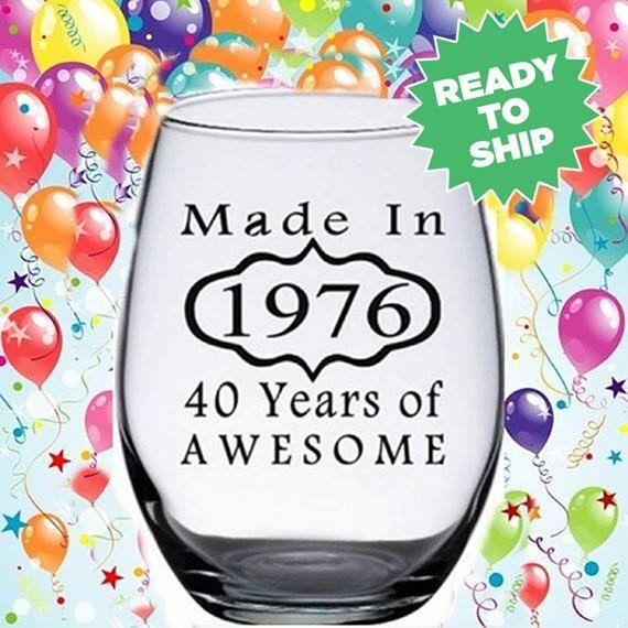 25+ Unique 40th Birthday Presents Ideas On Pinterest