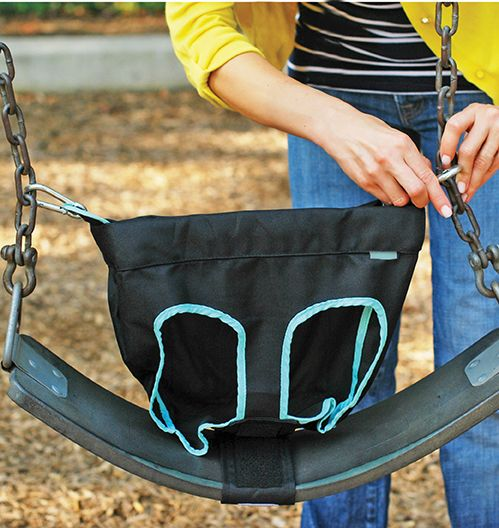 HoneyBee SwingEase Portable Baby & Toddler Swing                                                                                                                                                                                 More