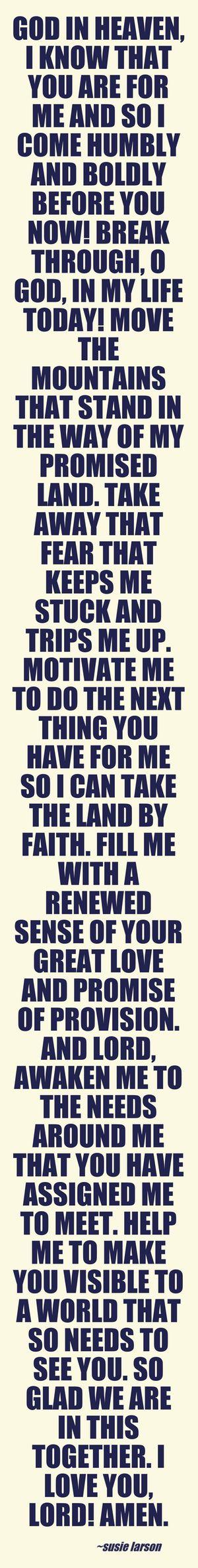 Amen my Lord <3