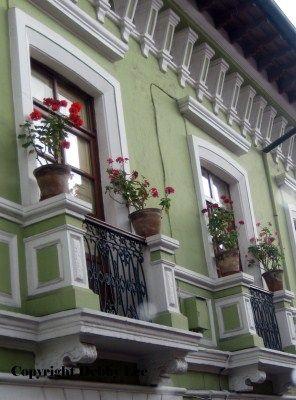 Beautiful architecture - Quito, Ecuador
