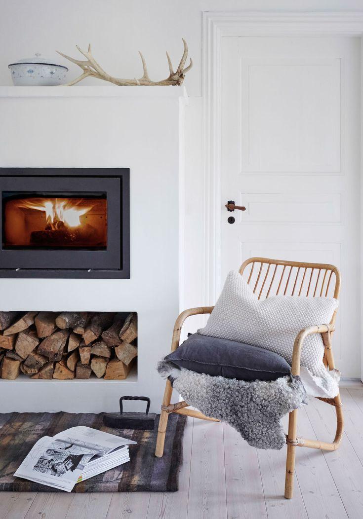 Autumn living room for danish magazine Alt for Damerne 2016 / Stylist Pernille Grønkjær Taatø