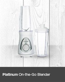 Platinum On-the-Go Blender