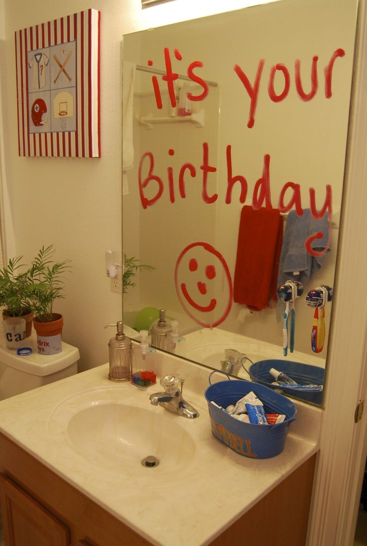 20 ways to fill your child's love tank on their birthday. :)