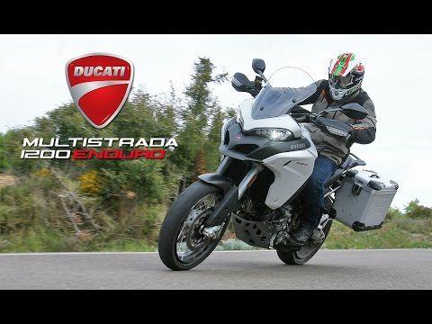 Ducati Multistrada 1200 Enduro 2016: Prueba a fondo [Full HD]