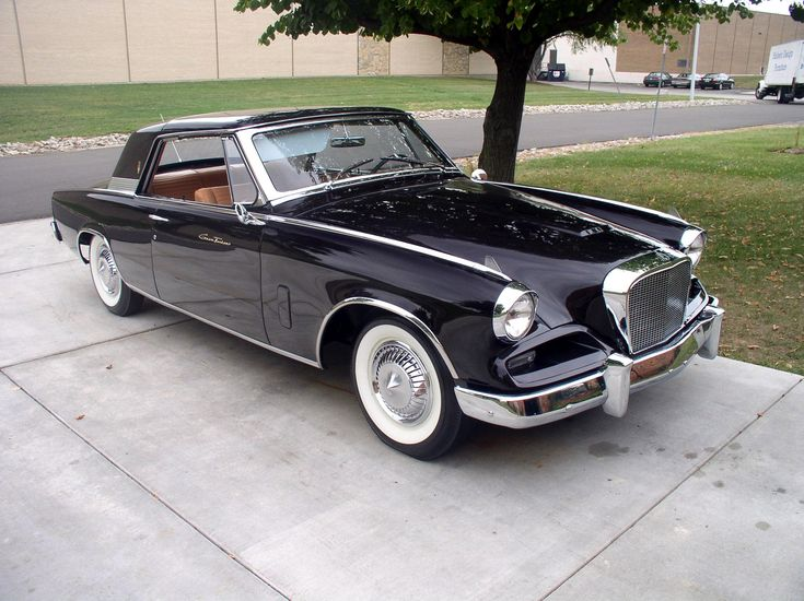 Classic Studebaker Hawks 1962 Studebaker Gran Turismo