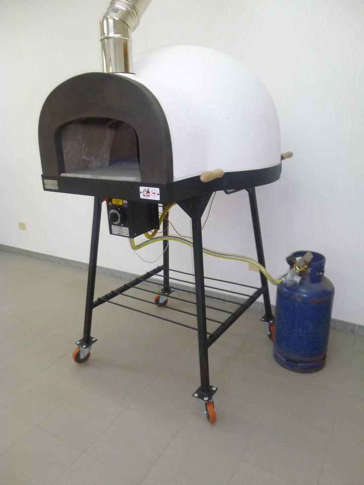 #ziociro #subitocotto #gasoven #pizzaoven #fornoagas ready for the challenge - pronto per la sfida
