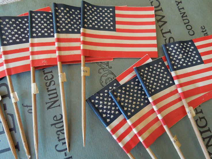 Cake Decor Flags : 17 Best images about Memorial & 4th on Pinterest Outdoor ...