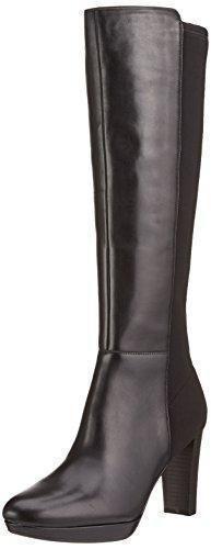 Oferta: 180€ Dto: -42%. Comprar Ofertas de Clarks Kendra Glove - Botas altas para mujer, color Negro (Black Leather), talla 36 EU barato. ¡Mira las ofertas!