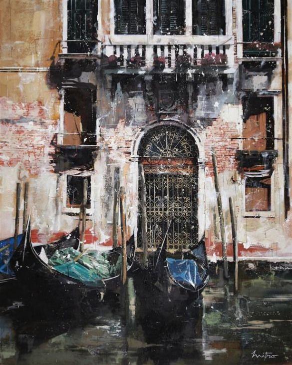 Mitro Italy Italy Dessin Visiter Italie Venise Peinture A L