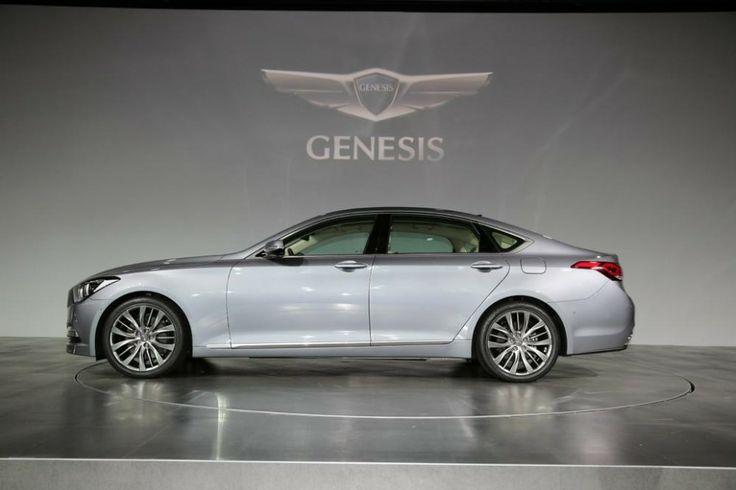 2015 Hyundai Genesis! Come buy or lease one here at Circle Hyundai in Shrewsbury, NJ 07702! #hyundai #genesis #2015