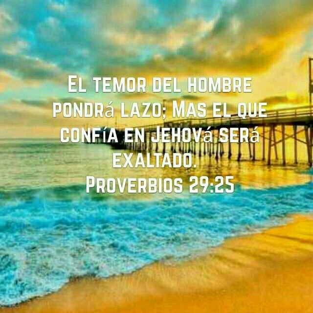 Bendito seas Jehova!!!