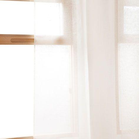 zara home plain ballerina curtains