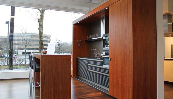 "Kitchen Design: Modern & Minimal, ""Hidden"" Kitchen 