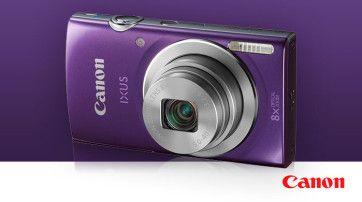Win A Canon IXUS 145 Camera This July