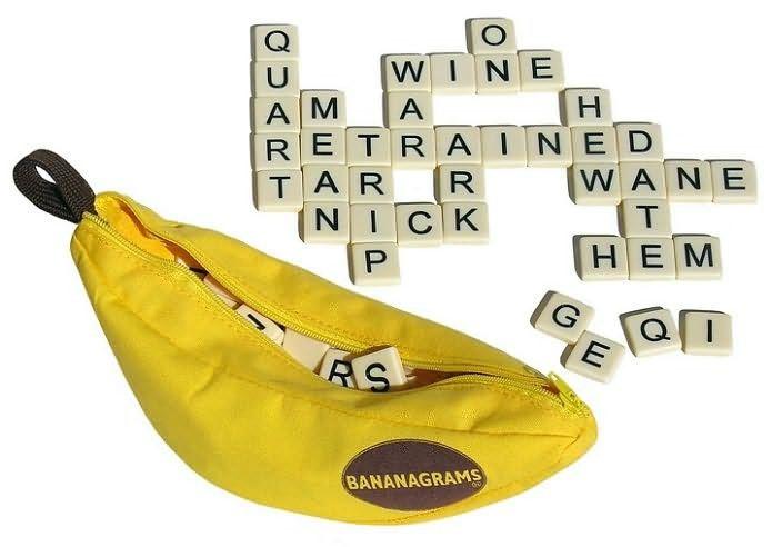 Game - Bananagrams