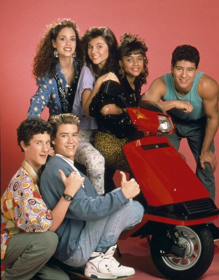 The Very Best Pop Culture Halloween Costumes For Groups: Saved by the Bell