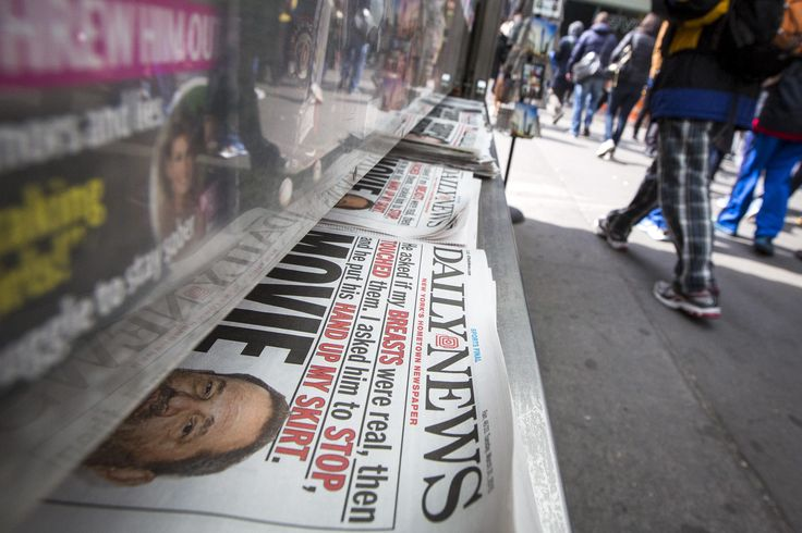 The New York Daily News bought by publisher Tronc for $1 http://ift.tt/2eGtp3H