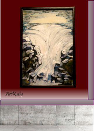 olej na płótnie - ArtRatka - Obrazy olejne