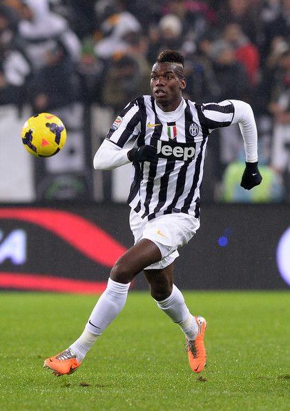 Paul Pogba del Juventus.