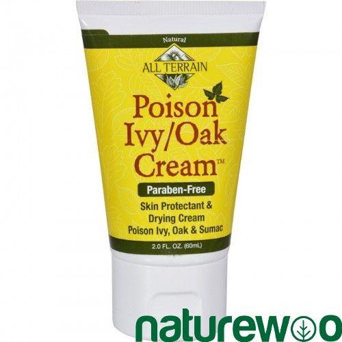All Terrain - 102491 - Poison Ivy Oak Cream - 2 oz