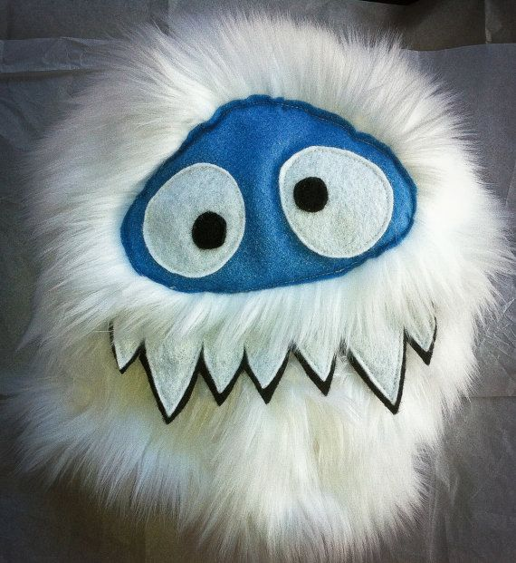 Hood for Toddler Abominable Snowman by HopTo on Etsy, $45.00
