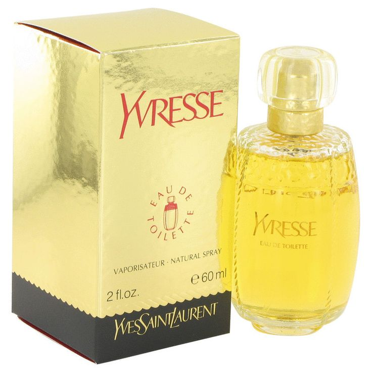 Yvresse Perfume by Yves Saint Laurent 2.0 oz Eau De Toilette Spray NEW Original