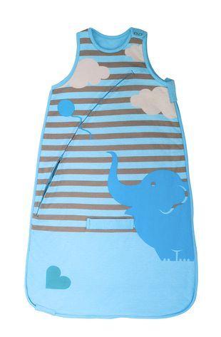 Temperature moderating Baby Sleeping Bag.  Love to Inventa Sleepbag 2.5tog $64.95.