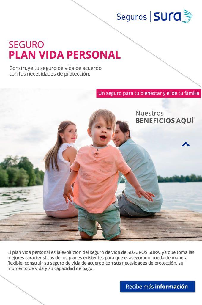 #NOVOCLICK esta con #SegurosSura #Seguro plan vida personal