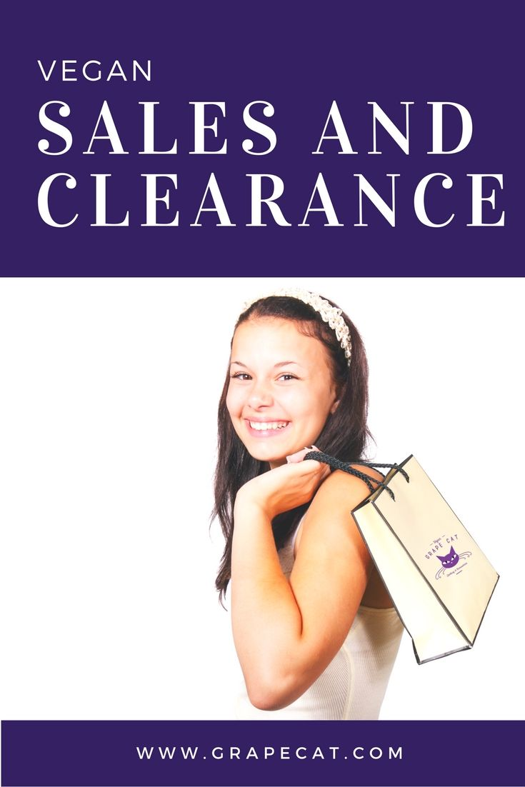Get the latest sales and clearance with vegan apparel and accessories on sale. Stylish on-trend women purses and backpacks on sale. A variety of styles & fast delivery, Shop Now!