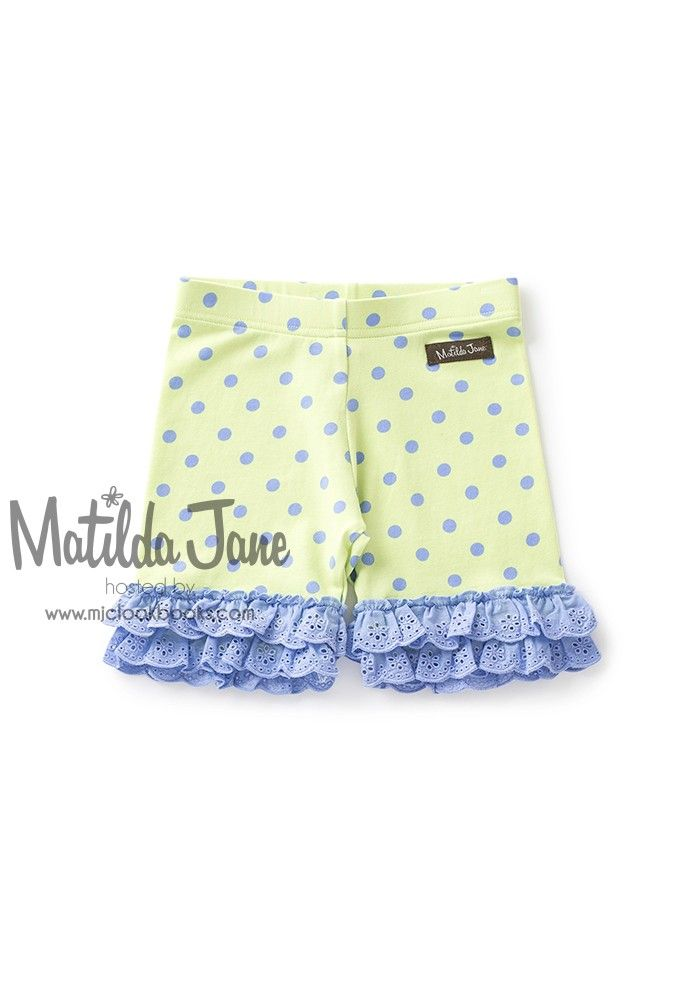 The Adventure Begins ~ Spring 2017 - Mjc LookBooks - Leapfrog Shorties 32